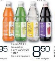 cola saftevand